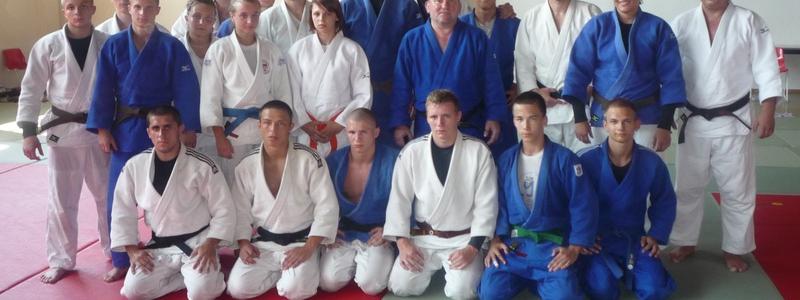 Międzynarodowe zgrupowanie w Puli (Chorwacja) 2010