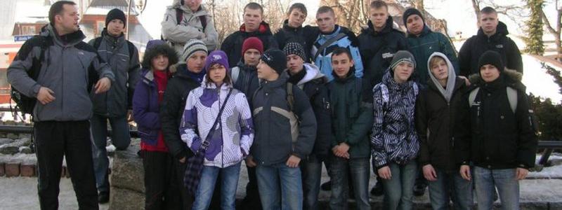 Obóz zimowy w Zakopanem 2010